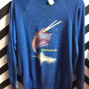 SWEATERS STARLIGHT EXPRESS THE RACE IS ON 1