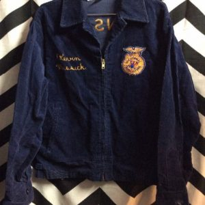 FFA VOCATIONAL JACKET KANSAS WILLIAMSBURG 1