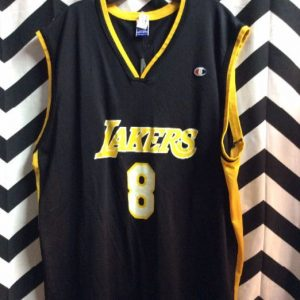 LAKERS JERSEY #8 BRYANT 1