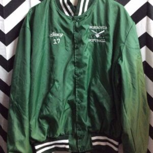 MONROVIA SOFTBALL JACKET STACY #17 1
