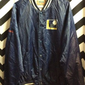 POCO MINOR SOFTBALL BASEBALL JACKET 1