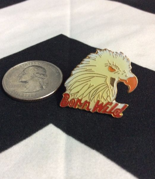 product details: PIN - EAGLE W/BORN WILD photo
