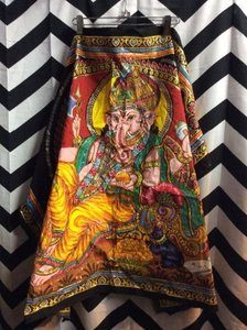 TAPESTRY HINDU GOD DESIGN 1