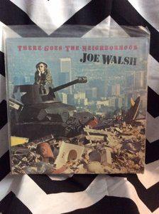 VINYL Joe Walsh There Goes The Neighborhood 1