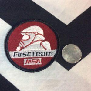 PATCH FIRST TEAM MSA 1