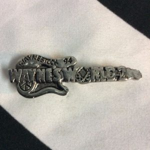 Waynes World II WAYNESTOCK 94 METAL PIN 1