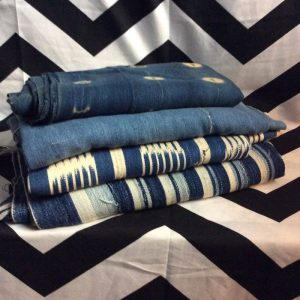 ASSORTED Vintage Indigo Throws *Best thing Ever 1