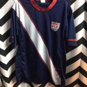 Team USA World Cup soccer jersey 1