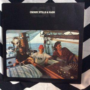 Crosby, Stills & Nash ?– CSN *glossy 1