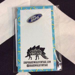 PIN PACK- Ford Emblem Pin 1