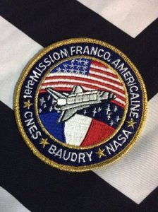 MISSION FRANCO AMERICAINE NASA 1