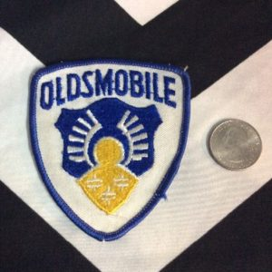 PATCH OLDSMOBILE *deadstock 1