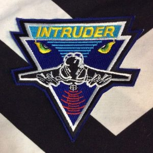 BW Patch- Intruder Triangle Plane Patch PML-066 1