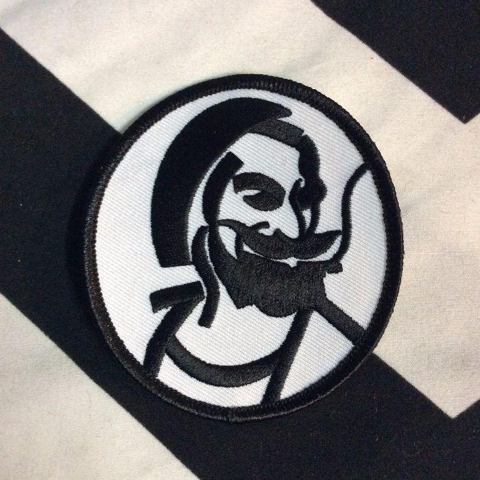 BW PATCH- ZIG ZAG MAN PATCH 887 1