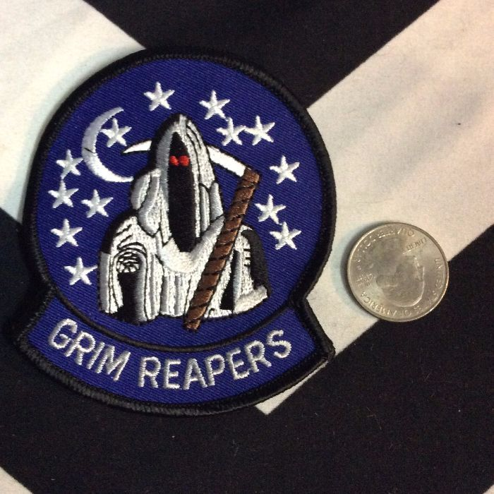 BW Patch- Grim Reapers Crystal Ball Stars Patch PM-419 2