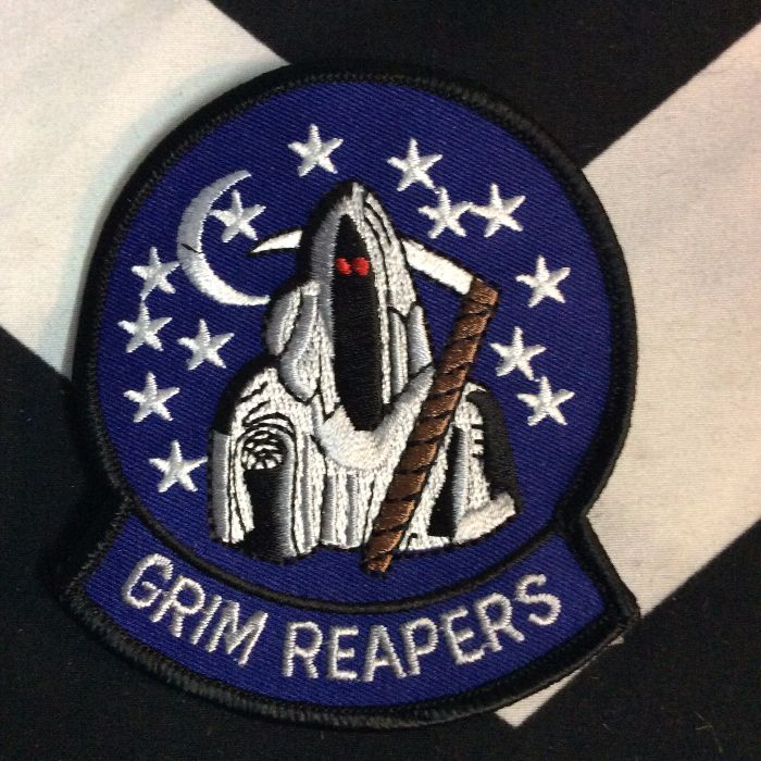 BW Patch- Grim Reapers Crystal Ball Stars Patch PM-419 1