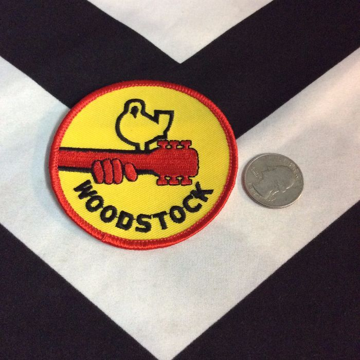 PATCH- WOODSTOCK *OLD STOCK* 2