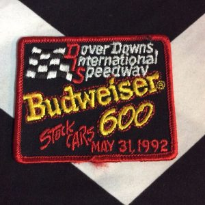 PATCH BUDWEISER 600 1992 *deadstock 1