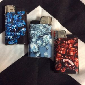 *deadstock JEWEL LIGHTERS DJeep Made in France 1