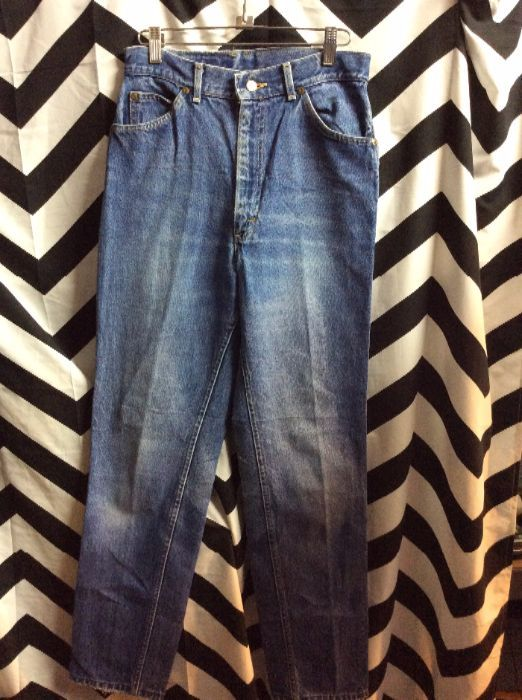 ee0b6403 LEE CLASSIC MOM JEANS - FIT - HIGH WAISTED - SEMI STRETCH ...
