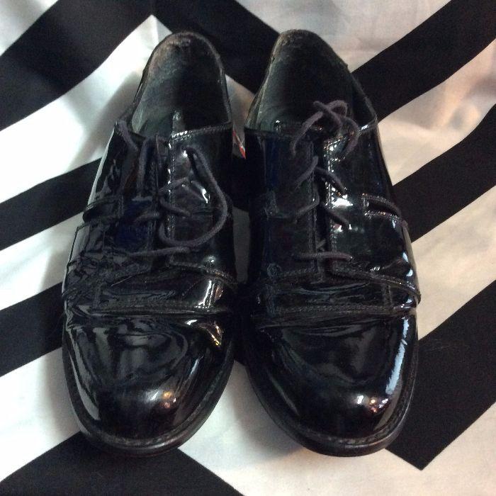Shoes Lace Up Cut Out 1-46 1
