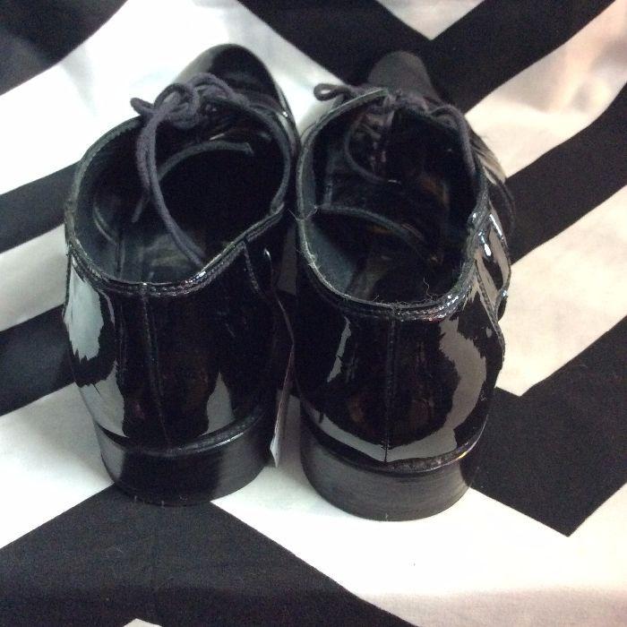 Shoes Lace Up Cut Out 1-46 2