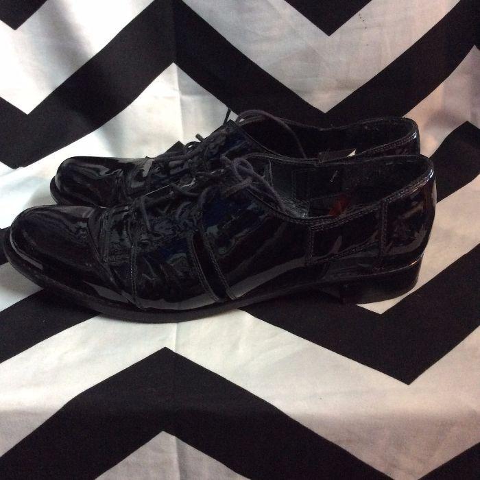 Shoes Lace Up Cut Out 1-46 3