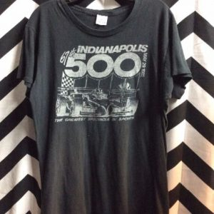 TSHIRT- INDIANAPOLIS 500 1983 SOFTY 1