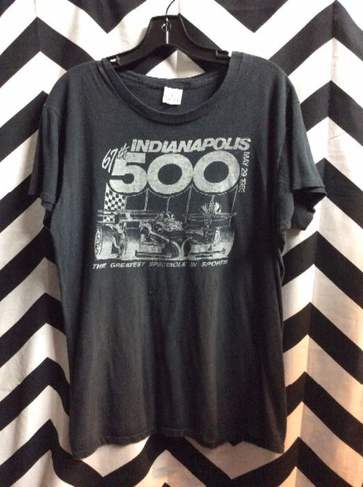 product details: TSHIRT- INDIANAPOLIS 500 1983 SOFTY photo