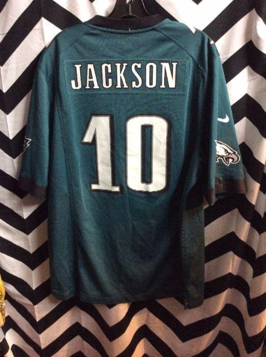 NFL FOOTBALL JERSEY - PHILADELPHIA EAGLES - JACKSON  10 » Boardwalk ... 65591e660
