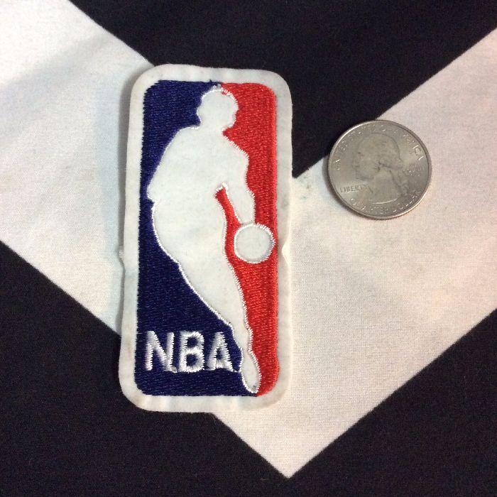 PATCH NBA LOGO MINI *deadstock 2