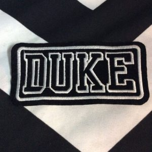 SM DUKE RECTANGLE PATCH *DEADSTOCK* 1