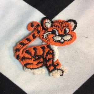 PATCH baby tiger *old stock 1