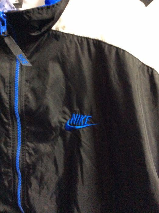 Nike Windbreaker Black   White   Blue 3 28134f79d