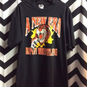 Tshirt A New Era Tiger 1
