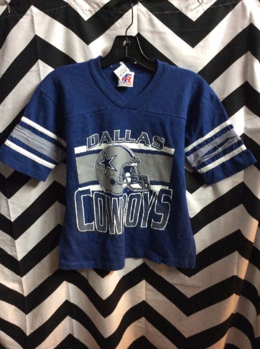 dc427757d1f T-SHIRT JERSEY - DALLAS COWBOYS - Small fitting
