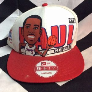 HAT SNAPBACK LOS ANGELES CLIPPERS 1