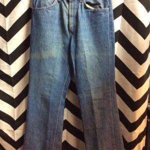 Vintage Levis Blue Jeans W31 L30 1