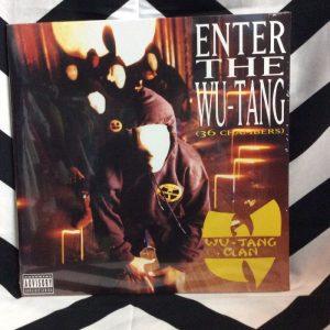 BW VINYL Wu-Tang Clan Enter the 36 Chambers 1