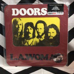 BW VINYL The Doors LA Woman 1