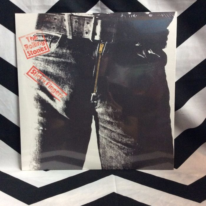 BW VINYL THE ROLLING STONES - Sticky Fingers