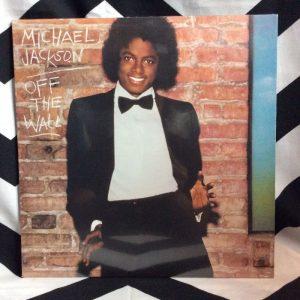 BW VINYL Michael Jackson Off the wall 1