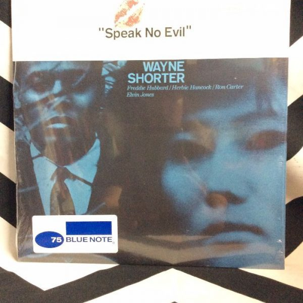 BW VINYL Wayne Shorter Speak No Evil 1