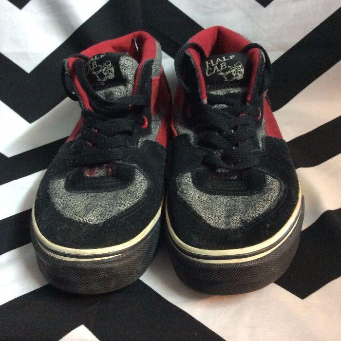 vintage vans skate shoes