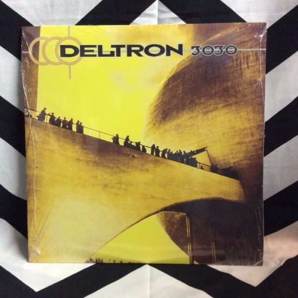 product details: BW VINYL Deltron 3030 photo
