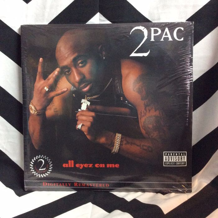 BW VINYL 2 pac All Eyez On Me 1