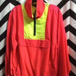 Hot Zone Neon Pink and Yellow 1