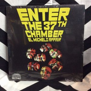 BW VINYL Enter The 37th Chamber El Michels Affair 1
