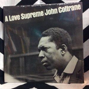 BW VINYL John Coltrane A love Supreme 1