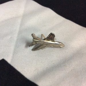 AIRPLANE POST EARRINGS 1